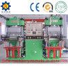 3rt Double Table de travail de la machine de moulage par compression d'aspiration en caoutchouc