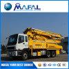 中国のブランドのShantui 47mのトラックによって取付けられる具体的なポンプ