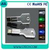 Disco 2015 de Fashional USB/Flash/mecanismo impulsor cristalinos de la pluma