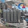 Organigramme de processus de Zircon de placer, matériel de raffinage de Zircon de sable de plage
