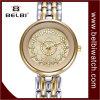 Belbi 숙녀 개성 시계 형식 동향 여가 결박 방수 석영 시계