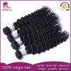 Оптовая торговля индийского Virgin волосы вьются 100% Реми волос человека
