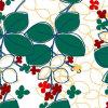 [أإكسفورد] [600د] زهرة طباعة بوليستر بناء ([إكسل-2013-0097])