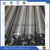 Tubo d'acciaio del metallo flessibile/tubo/tubo flessibile ondulati