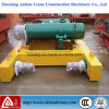Il Double Girder Electric Wire Rope Hoist con Running Trolley