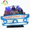 6 personnes 360 Degré plate-forme de Rotation 9D VR 9D VR Président, simulateur de réalité virtuelle avec des effets spéciaux