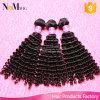 In het groot 7A Rang 100% de Maagdelijke Inslag van het Menselijke Haar van Remy China diep Krullende