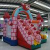 子供の誕生日のための膨脹可能な跳躍の城