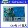 Cartões plásticos biodegradáveis da instrução dos estudantes