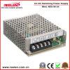 аттестация Nes-50-24 RoHS Ce электропитания переключения 24V 2.2A 50W