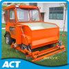 Benzina Engine Artificial Turf Cleaning Machine per Standard Size Field