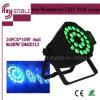 24PCS Stage LED PAR 64 met Ce & RoHS (hl-030)