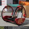 Смешная батарея - приведенный в действие автомобиль спортивной площадки электрический счастливый для взрослого & малыша