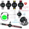 Smart Bracelet en silicone étanche avec moniteur de pression sanguine Dm58