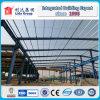 Hangar de la estructura de acero de los UAE