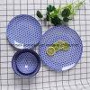 Populaires de l'ouest de la vaisselle définie avec différentes formes