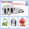 Saco Zx-Lt400 de estratificação tecido PP que faz a máquina