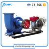 Basse pression de pompe à débit Mix entraînée par courroie avec moteur essence