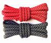 Los nuevos que llegan dos tonos de color cuerda cómo atar cordones