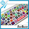 Keyboard variopinto Stickers e Decals con Your Design