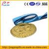 Medaille de Van uitstekende kwaliteit van het Metaal van de Legering van het Zink van de douane voor Sport