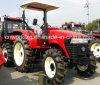 Tratores novos dos tratores de exploração agrícola 4WD da chegada 100HP para a venda