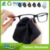 Todos os tecidos de fibra de vidro, Pano de limpeza de óculos em microfibra