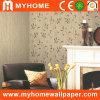 Décoration maison Glitter Revêtement mural de papier peint