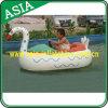 O Aqua barco inflável barco-Choques Animal para a Piscina