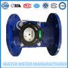 Dn200mm Meter van het Water Woltman van het Ijzer van de Grotere Diameter de Materiële