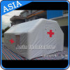 Tenda gonfiabile, pronto soccorso gonfiabile, tenda medica gonfiabile, tenda gonfiabile di salvataggio, tenda mobile gonfiabile dell'ospedale