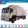 중국은 밥의 냉장고 트럭 냉장고 트럭을 수출했다