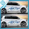 Голубая классика вводит стикер в моду тела автомобиля печатание логоса