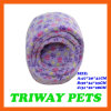Souple et confortable de lits en velours de corail Cat (WY1610111-3A/C)