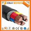 PVC에 의하여 격리되는 전기 철사 및 고압선의 중국 제조