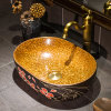 Un bacino di ceramica del foro
