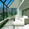 Liga de alumínio de alta qualidade, Casa Verde Jardim/Vidro Green House/ Quarto Sol/Gazebo