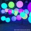 30cm Télécommande Boule LED RVB DMX Stade 16 couleurs Lumière IP68 pendaison Ball de l'éclairage extérieur