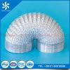 Conducto/manguito/tubo flexibles de aluminio del aire acondicionado de la HVAC