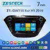 Fábrica Zestech coche DVD multimedia para la Gran Muralla H1 2015