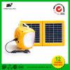 Luz Emergency solar recarregável de acampamento solar portátil da lanterna do diodo emissor de luz da alta qualidade