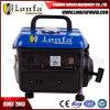 gerador pequeno portátil da gasolina de 650W 0.65kVA com ISO9001