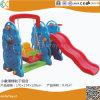 Детский крытый пластиковые слонов и сдвиньте поворотного механизма