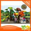 소형 야외 나무 작풍 아이를 위한 연약한 위락 공원 활주