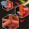 Andamio rápido del conector del bloqueo del trabajo de la forma del edificio