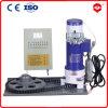 DC motorreductor/eléctrico del motor del obturador de rodillo máquina laminadora 500kg.