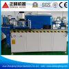 Máquina automática de fresagem final com 5 cortadores para perfis de PVC