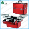 Aluminum Cosmetic Case, Makeup Train Case, Makeup Case (HX-DY2651)
