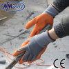 Ладони латекса полиэфира Nmsafety 13G перчатки серой покрытые