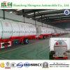 중국 최고 공급자 연료 또는 유조선 반 트레일러 또는 가솔린 수송 트레일러